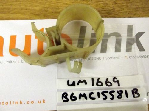 Hose clip,  bottom radiator hose, Mazda MX-5 mk2, B6MC15581B, USED